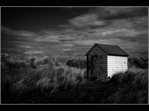 Advanced  1st - Fishermens Hut in the Dunes - Michael Mutimer