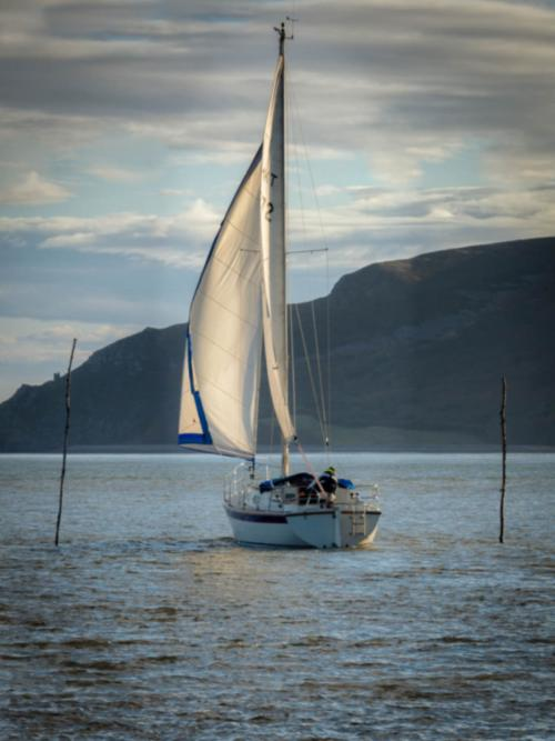 Safely Navigated Into the Bristol Channel