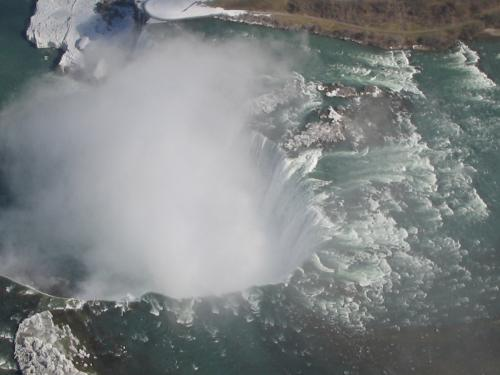 Niagra a different perspective