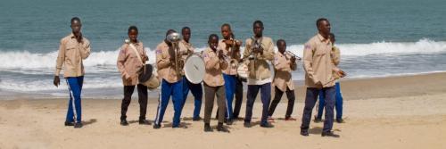 Gambian Beach Band-min