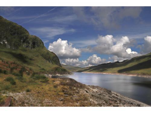 Finlarig Reservoir-