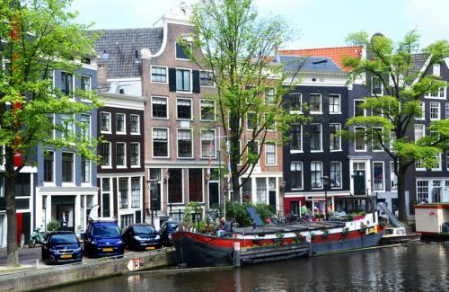 Canalside Amsterdam