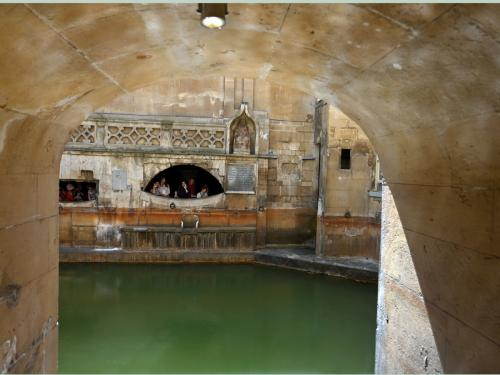 3 In the Roman Baths Intermdediate-aLAN Foster-min