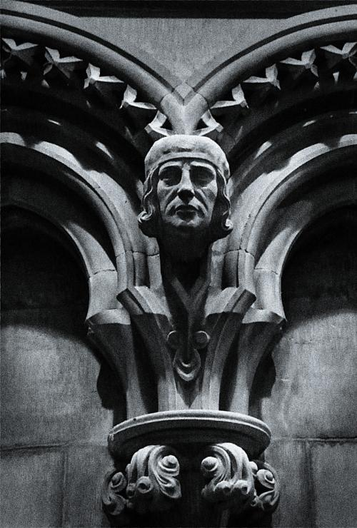 L Lichfield Cathedral