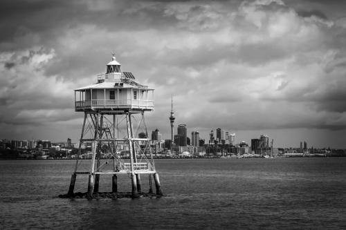 Auckland Habour Lighthouse