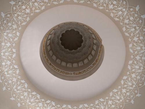 Inter Pdi Comm ceiling detail Jim Burton
