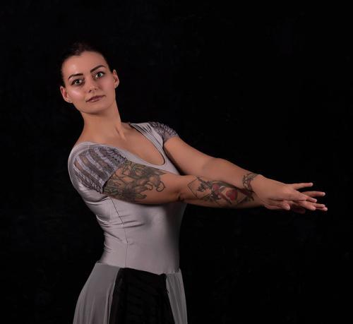 Beginners Pdi Comm Tattooed Lady Malcolm Whetton