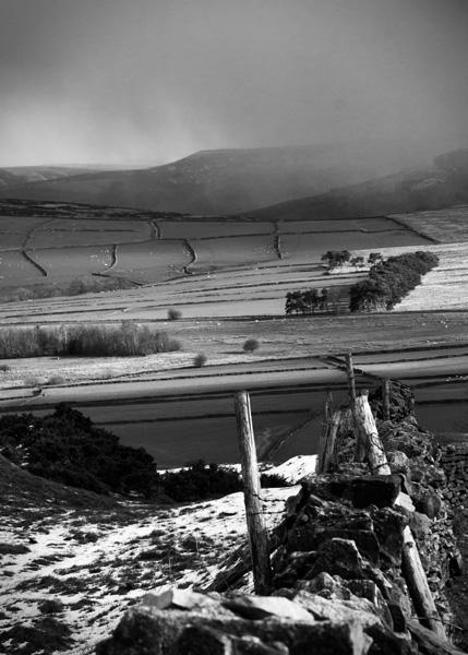 Inter Pdi Comm A cold day in the hills Steve Albutt