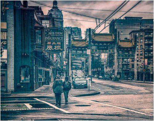 Adv Pdi - Comm Chinatown Iain Moore