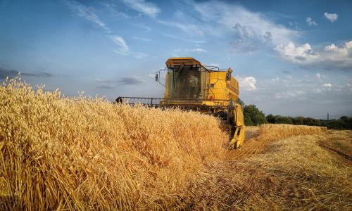 Advanced Pdi 2nd oat harvest, have you had yours today Ralph Duckett