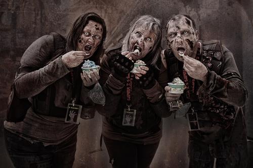 Advanced Pdi HComm Zombies do Dessert Lorraine Hardy